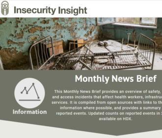 Monthly News Briefs